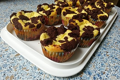 Zupfkuchen Muffins 7