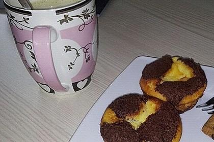 Zupfkuchen Muffins 90