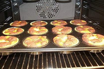 Zupfkuchen Muffins 150