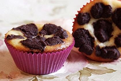 Zupfkuchen Muffins 40