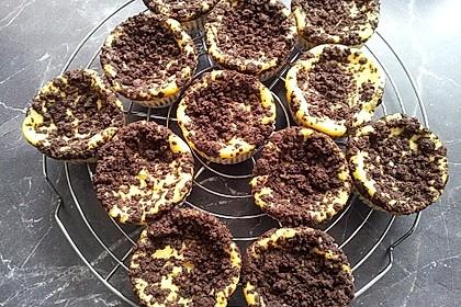 Zupfkuchen Muffins 101