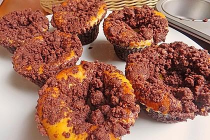 Zupfkuchen Muffins 100