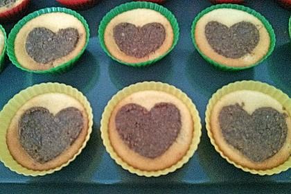 Zupfkuchen Muffins 135