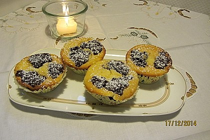 Zupfkuchen Muffins 60