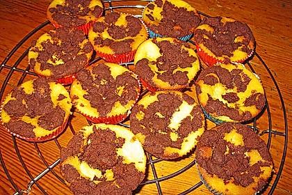 Zupfkuchen Muffins 55