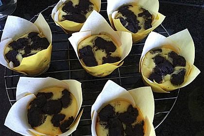 Zupfkuchen Muffins 24