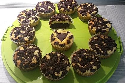 Zupfkuchen Muffins 54