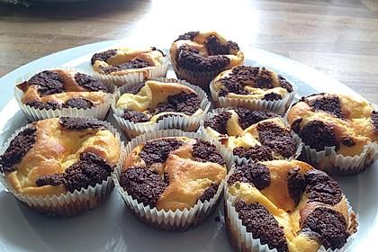 Zupfkuchen Muffins 36