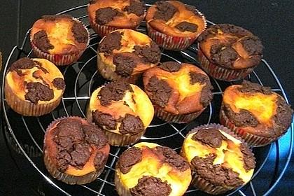 Zupfkuchen Muffins 123