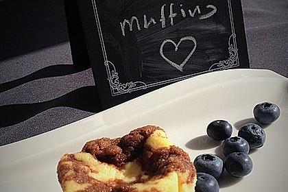 Zupfkuchen Muffins 10