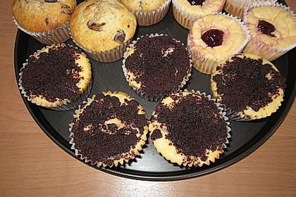 Zupfkuchen Muffins 108