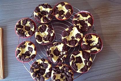 Zupfkuchen Muffins 126