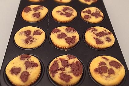 Zupfkuchen Muffins 30