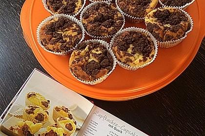 Zupfkuchen Muffins 18