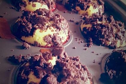 Zupfkuchen Muffins 11