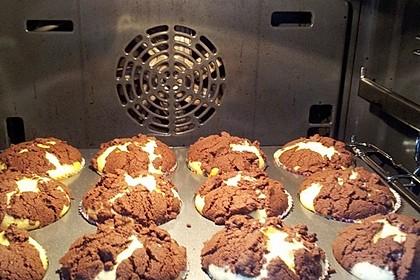 Zupfkuchen Muffins 125