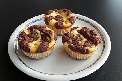 Zupfkuchen Muffins 14