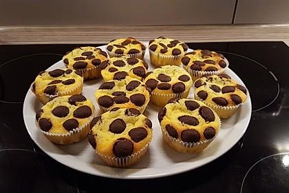 Zupfkuchen Muffins 12