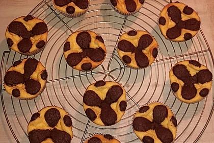 Zupfkuchen Muffins 16
