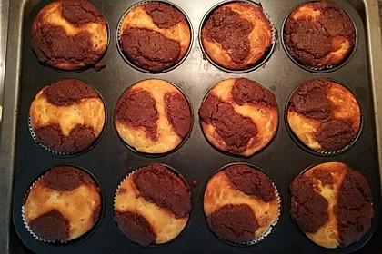 Zupfkuchen Muffins 144