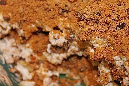 Cookie-Nachtisch