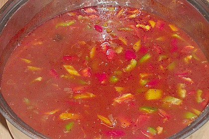 Gulaschsuppe ohne Kohlenhydrate 21
