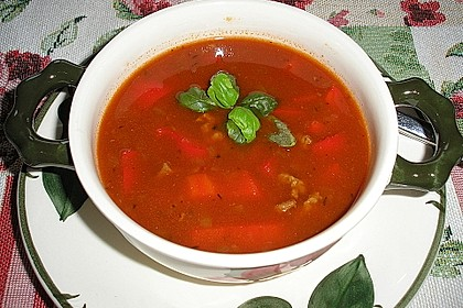 Gulaschsuppe ohne Kohlenhydrate 14