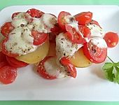 Mozzarella-Kartoffeln