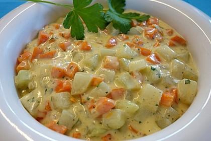 Möhren-Kohlrabi-Sahne-Gemüse 3