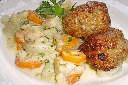 Möhren-Kohlrabi-Sahne-Gemüse 8