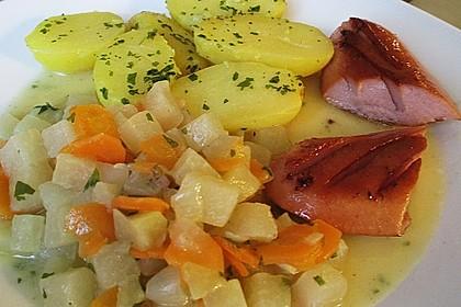 Möhren-Kohlrabi-Sahne-Gemüse 18