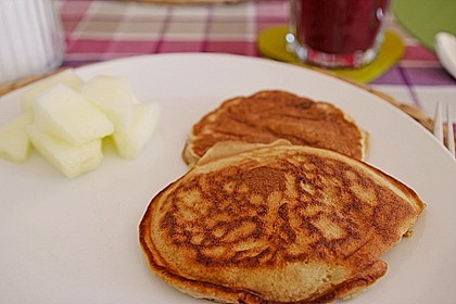 Pancakes mit Buttermilch - super luftig 5