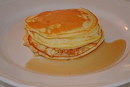 Pancakes mit Buttermilch - super luftig 0