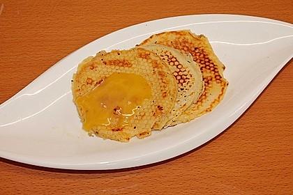 Pancakes mit Buttermilch - super luftig 10