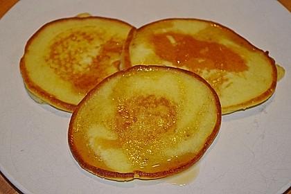 Pancakes mit Buttermilch - super luftig 2
