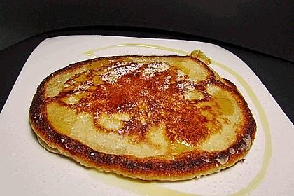 Pancakes mit Buttermilch - super luftig 3