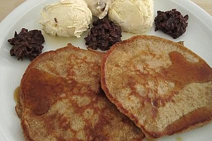 Pancakes mit Buttermilch - super luftig 9