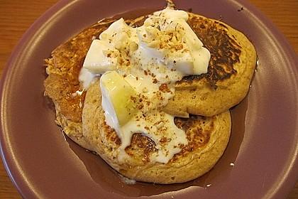 Pancakes mit Buttermilch - super luftig 8