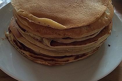 Pancakes mit Buttermilch - super luftig 7