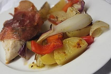 Nicis Hähnchenbrust-Gemüse Blech 5