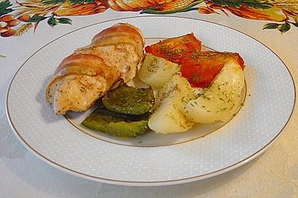 Nicis Hähnchenbrust-Gemüse Blech 1