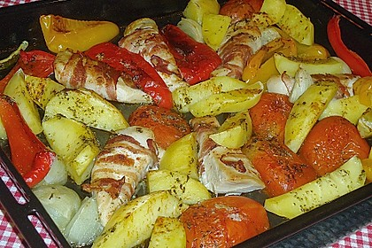 Nicis Hähnchenbrust-Gemüse Blech 31
