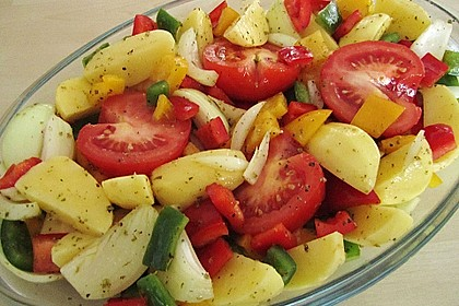 Nicis Hähnchenbrust-Gemüse Blech 37