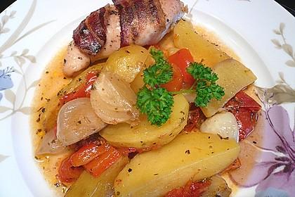 Nicis Hähnchenbrust-Gemüse Blech 8