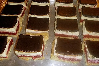 Himbeer-Keks-Schnitten 17