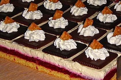 Himbeer-Keks-Schnitten 3