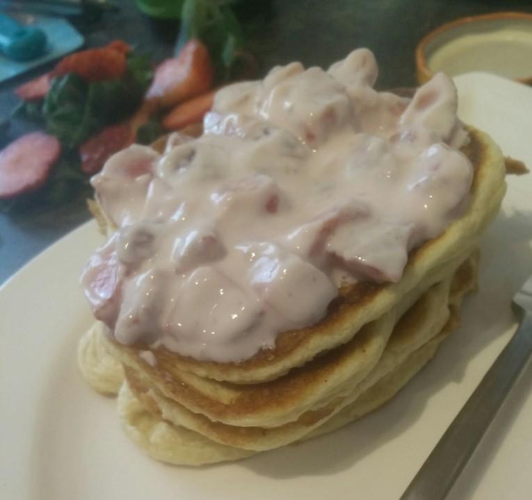 pancakes rezept edeka