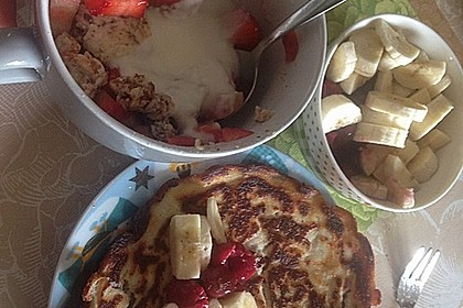 Eiweiß-Pancakes 12