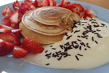 Eiweiß-Pancakes 3