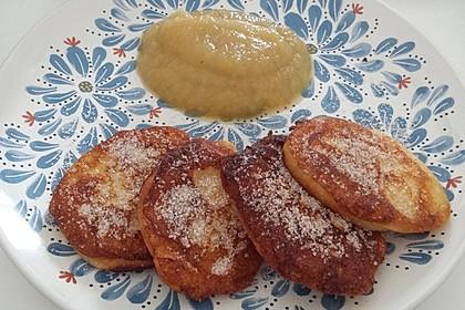Quarkkeulchen ohne Kartoffeln 9